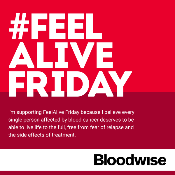 Help us spread the message that life is for living to the full by sharing something that makes you #FeelAlive https://t.co/BGgBIvaOI8