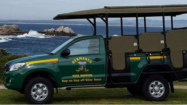 Hermanus launches new Hop-on-hop-off wine route http://t.co/Awc6noXcDX http://t.co/lhDpGRsZ5r