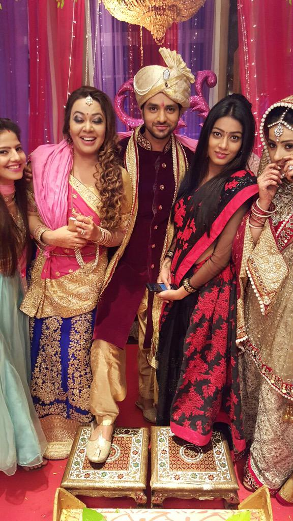 Shakti arora wedding
