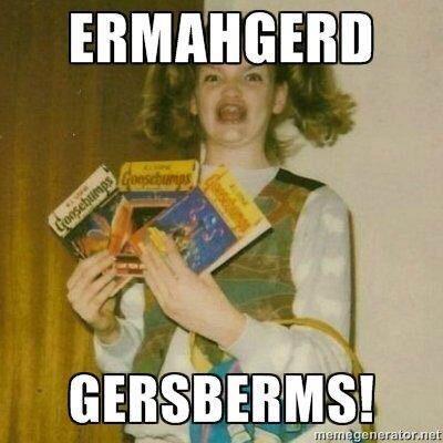 GO SEE @GOOSEBUMPSMOVIE TOMORROW!!!!! http://t.co/9RGSBBjwnV