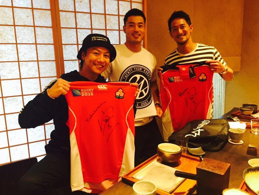 ありがとうTakahiroさん&Ryoさん