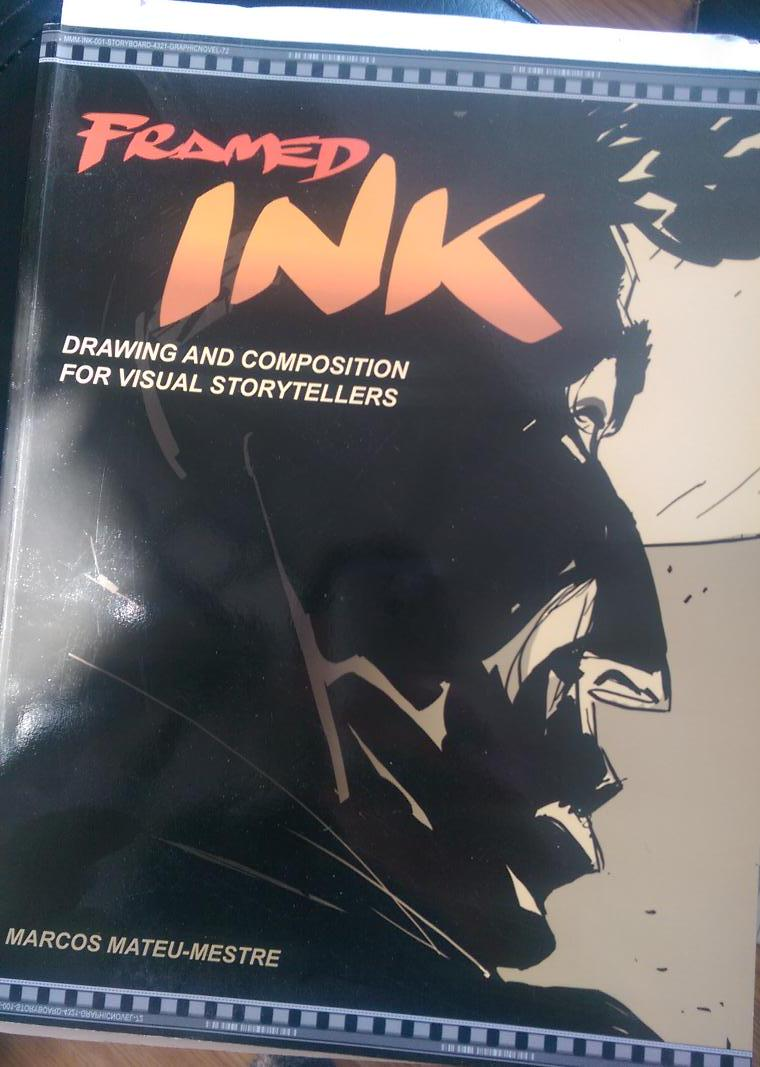 If you're an artist that can draw, but your composition & visual storytelling could use work, this is a must-read! http://t.co/rdM5CKbwkz