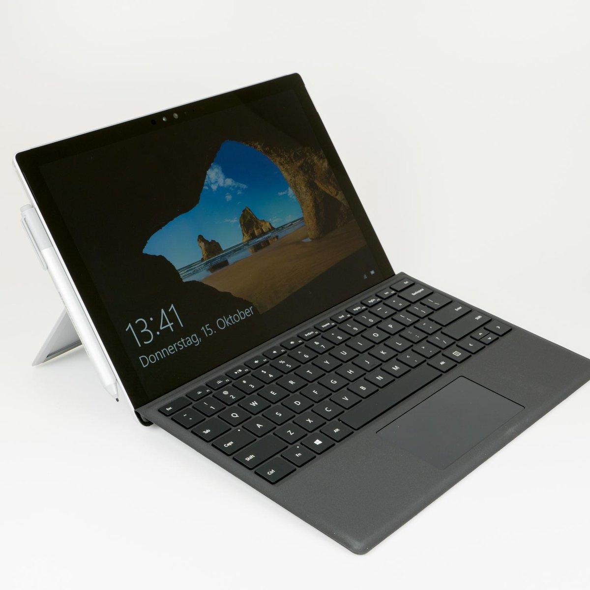 Das @MicrosoftDE Surface Pro 4 ist zum Kurztest eingetroffen - ein erster Eindruck.  http://t.co/2H4SdiSFFi http://t.co/GFwIjpte8p