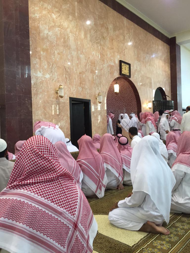 صور من خطبة الجمعة للشيخ صالح المغامسي في الرايس
