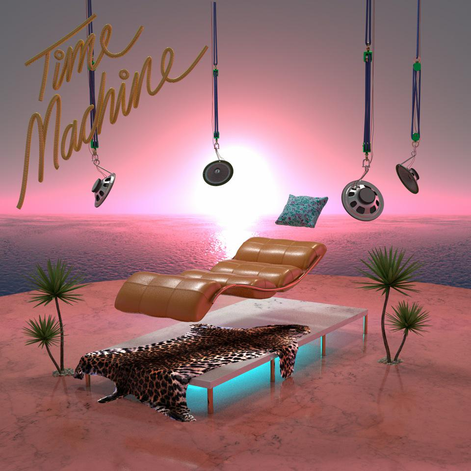 "My debut solo album, ""Time Machine,"" is available now: http://t.co/9xK4ps4nxW  