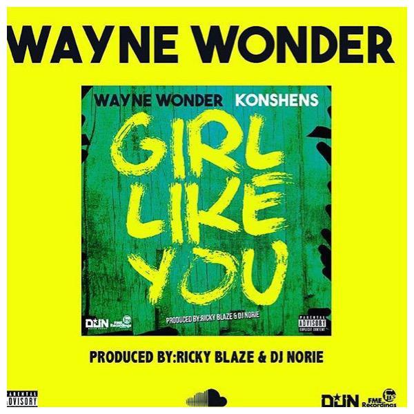 Download now my new single #GirlLikeYou ft. Konshens https://t.co/HjfpJoKLZB http://t.co/OlO3rhN6v2