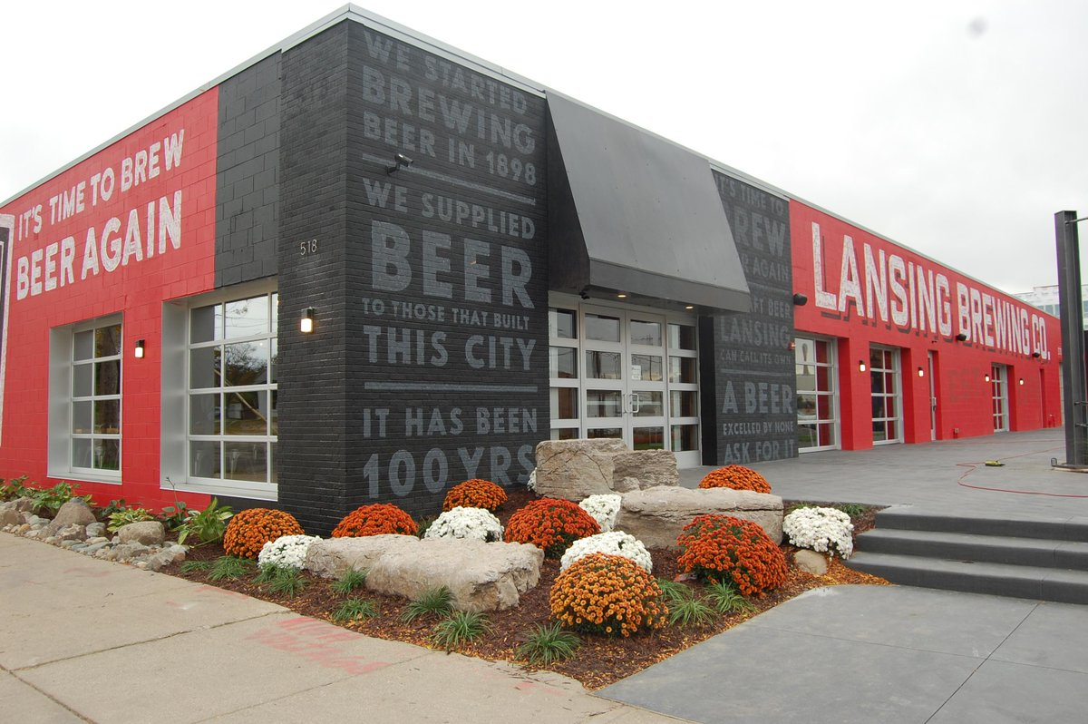 Lansing Brewing Company​ (@LansingBrews) to open Thursday. http://t.co/vhzxlWAiTA http://t.co/0ypeYJfc0t