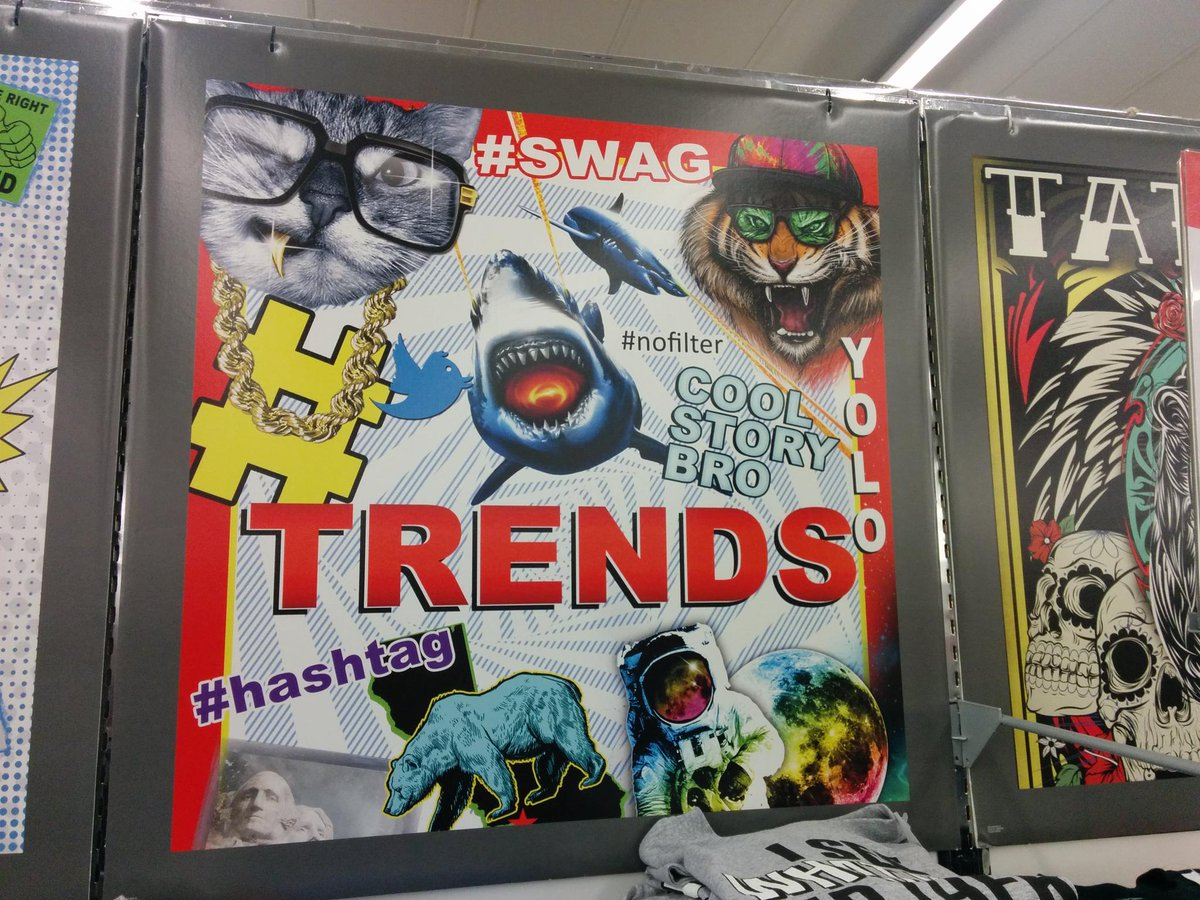 The kmart clothing section really gets me #swag #hashtag http://t.co/dSS6I8FfzR