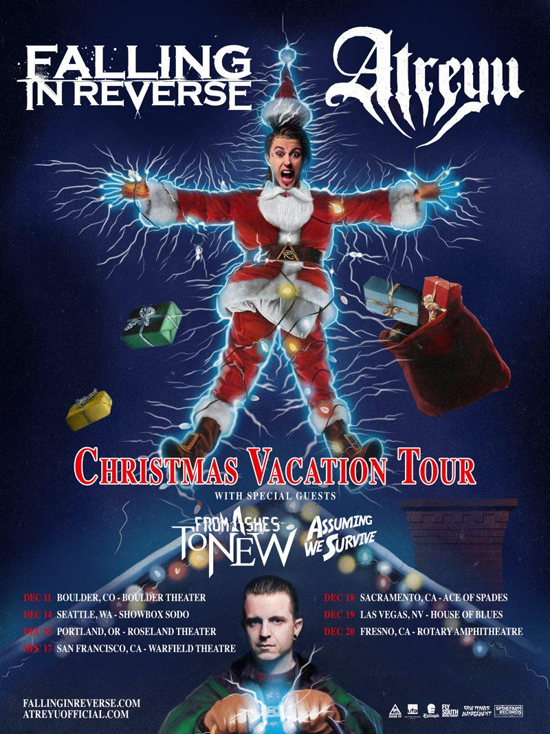 12/11/15 On Sale @FIROfficial @atreyuofficial  @FromAshestoNew & @awsmusic #xmasvacation tix http://t.co/iQhf79t1j7 http://t.co/Y7z5JOGima