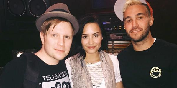 "Demi Lovato and Fall Out Boy's collab for ""Irresistible"" is here, and it's pretty epic: http://t.co/rrj4YX3NqA http://t.co/YZujykoVUb"