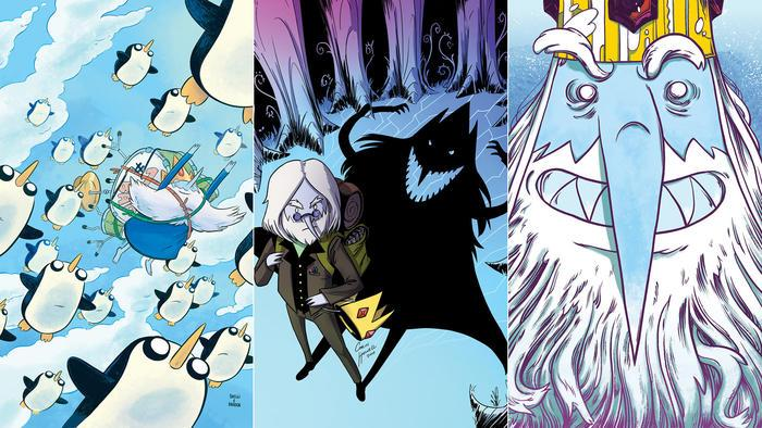 Exclusive Announcement: #AdventureTime's Ice King is getting his own comic book series http://t.co/ECk32yLerp http://t.co/1QLMfWhWHp