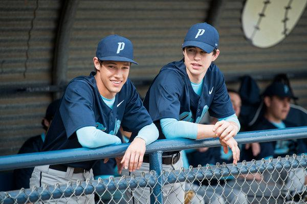 .@camerondallas & @nashgrier star in #TheOutfieldMovie, exclusively on iTunes. Out on 11/10. http://t.co/lctSifs0Ic http://t.co/felqyaUvwn