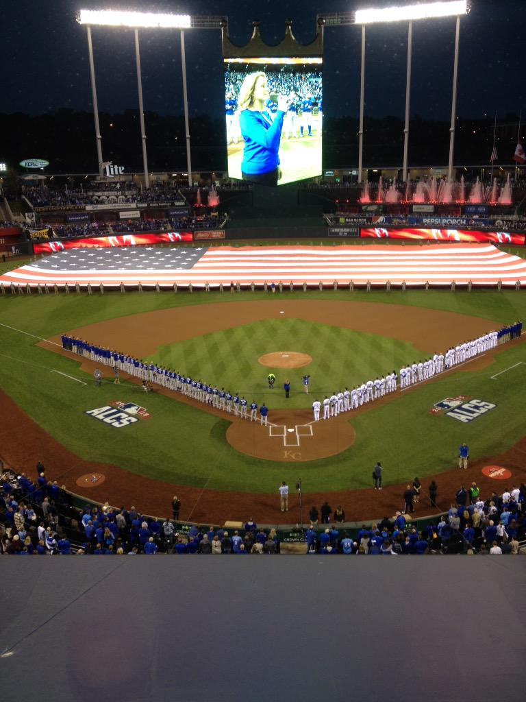 The flag represents Kevin Pillar's range. http://t.co/z6QsWrAwj8