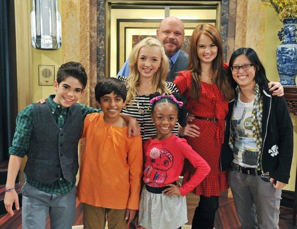 Seems like just yesterday I saw the #jessie pilot being filmed. Sad to see the show end.