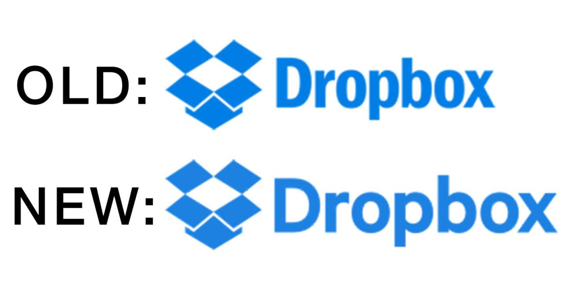 .@Dropbox slightly updated their #logo and released a fresh new ad too http://t.co/vkb9AH5KqE http://t.co/Ayd1YArU5I