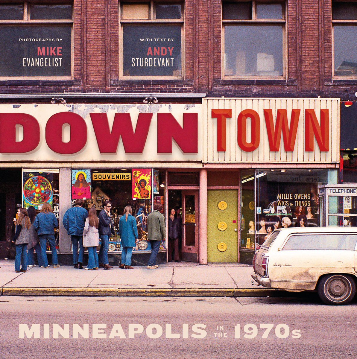 Superb 1970s-Minneapolis photos by @MikeEvangelist are now in book form. Buy it, you shall. http://t.co/cdpYQM69m8 http://t.co/G46SqTrhvK