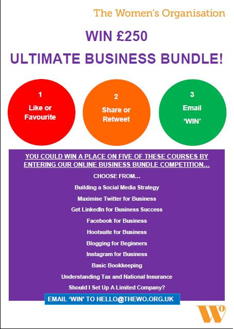 #Merseyhour WIN Ultimate Business Bundle. Fave RT & email 'WIN' to hello@thewo.org.uk http://t.co/no8MyQWyaX http://t.co/sOJCP5VS1a