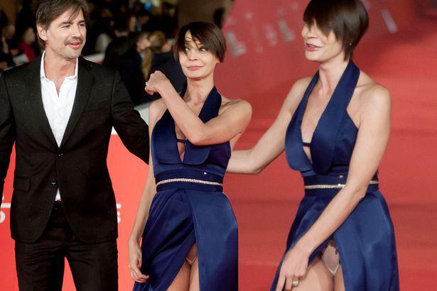 The 12 most shocking celebrity red carpet wardrobe ...