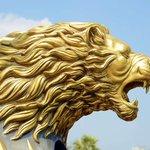RT @BaahubaliMovie: Bhallaladeva's war chariot's mast head - a fierce lion! #BaahubaliMemories http://t.co/YkgODneizb