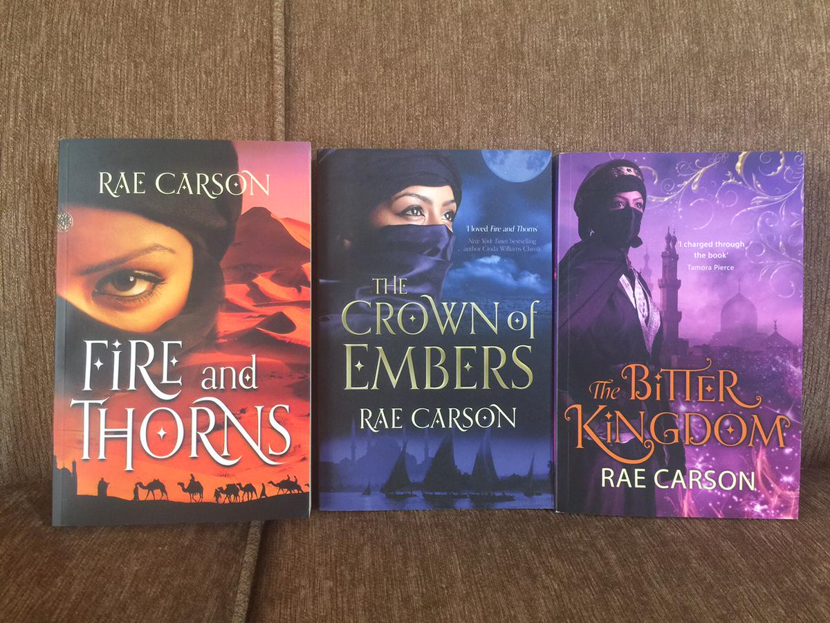 Giveaway!! RT by 10/18 midnight to enter to win the Girl of Fire & Thorns trilogy, signed, UK edition. (US & Can) http://t.co/1LW0wvfdNb