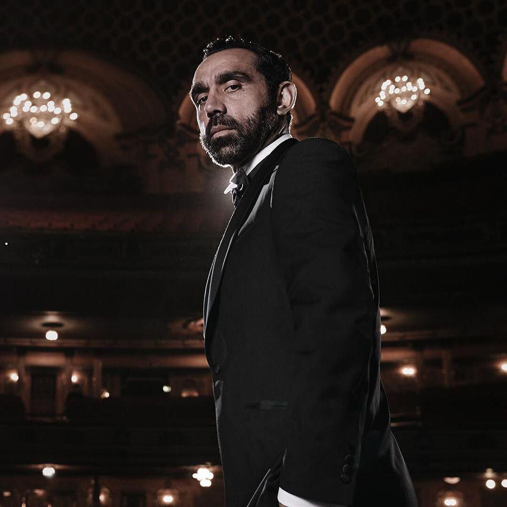 We're excited to welcome Adam Goodes, retired AFL legend and Australian of the Year, to th… http://t.co/1SyuRtOmWp http://t.co/yqvdhTCKPE