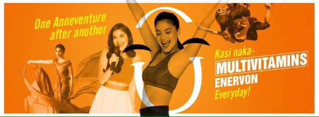VIDEO: @annecurtissmith, happy @EnervonPH user