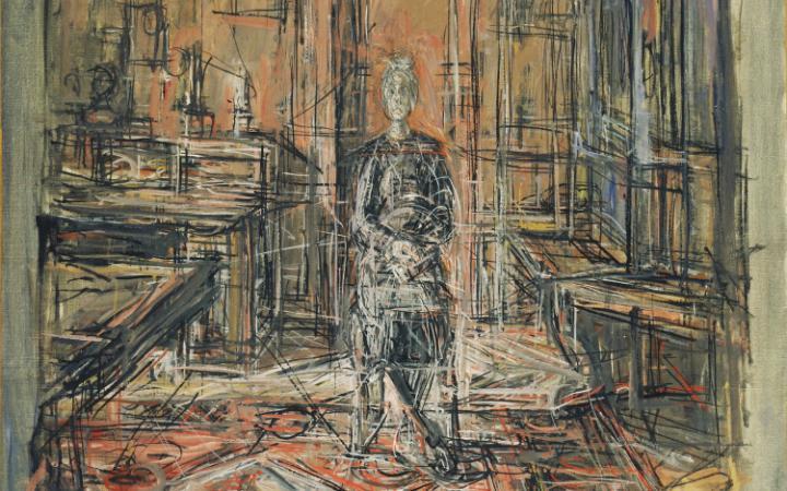 Giacometti @NPGLondon - A lifetime of portraiture reveals a secret double life http://t.co/T25UyBpUsN http://t.co/bbPEzfiIlZ