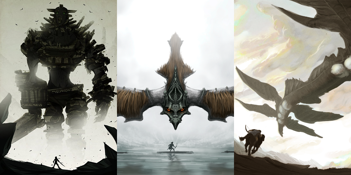 Shadow of the Colossus, my favorite game of all time, is 10 years old today. http://t.co/KGaPyiCz2P
