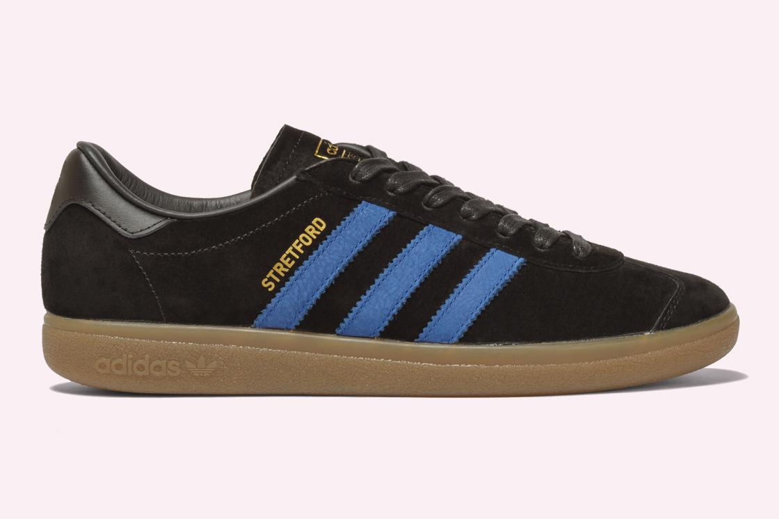 The adidas Stretford will be available from our Manchester shop at 08:00 on Monday the 19th of October. Good luck. http://t.co/YZyvBdITmF