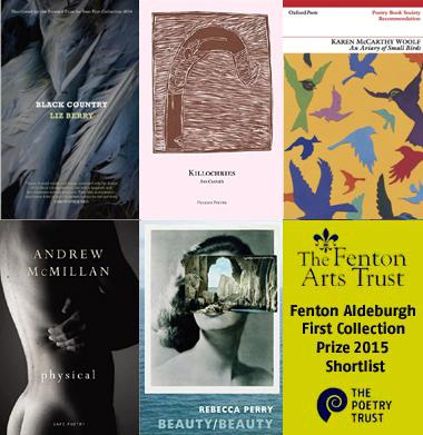 Congratulations on the Fenton Aldeburgh First Collection shortlisted poets. Hear the winner announced at #APF. http://t.co/644bp9KmxI