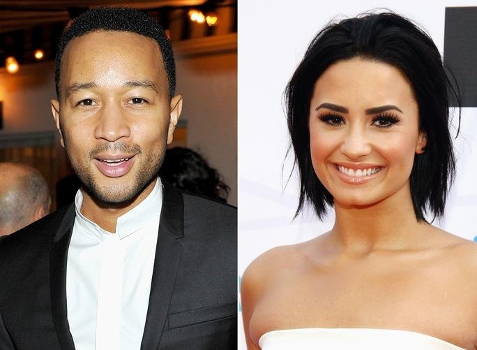 .@JohnLegend and @ddlovato to perform @hillaryclinton's 68th birthday party: http://t.co/iE6fQthQ04 http://t.co/leR2RiaN3n