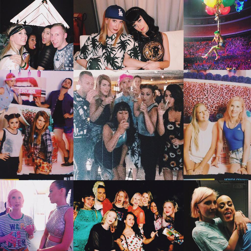 RT @cottoncandizzle: As today is the last date of @katyperry 's #prismaticworldtour, I tried to squish my memories into a square, too. http…