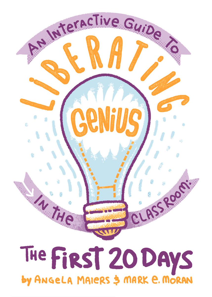 COMING-UP @AngelaMaiers hosts #txeduchat TONIGHT 8pm CST Liberating Genius! http://t.co/v5RGrniBrX http://t.co/uK7iCgjoEo