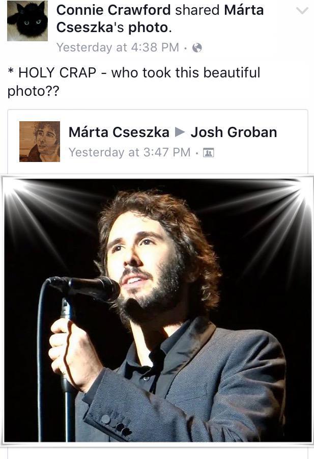 Stunning photo of Josh. http://t.co/Prf0joVSHd