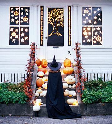 aprende a decorar tu casa para halloween sin gastar mucho dinero