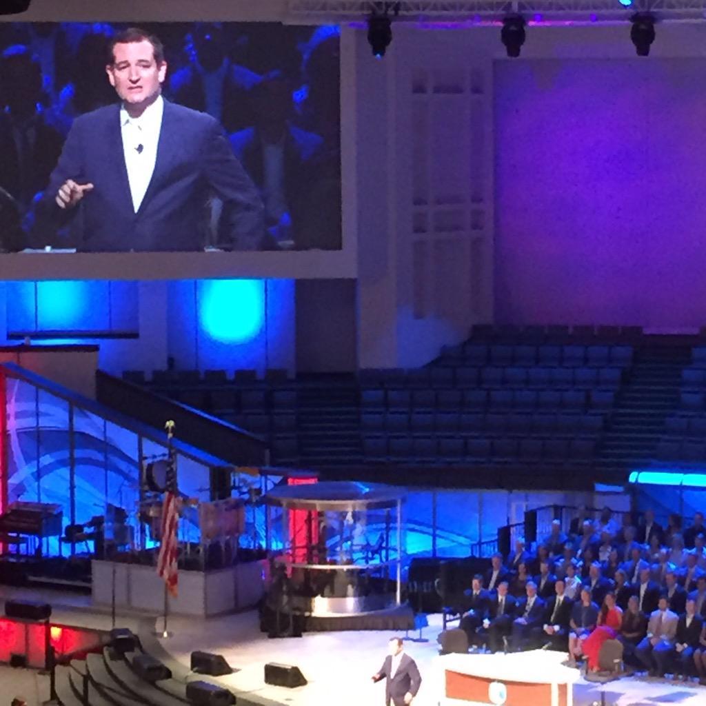 #PresidentialForum @tedcruz Thankful for your testimony!
