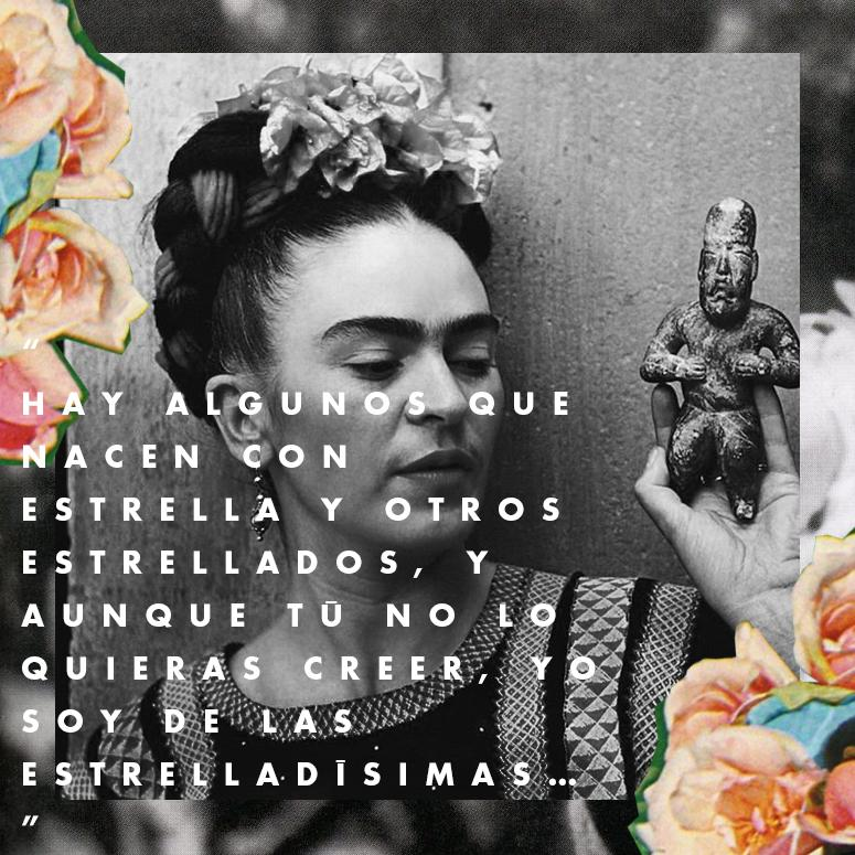 Las Frases Más Apasionadas De Frida Kahlo Scoopnestcom