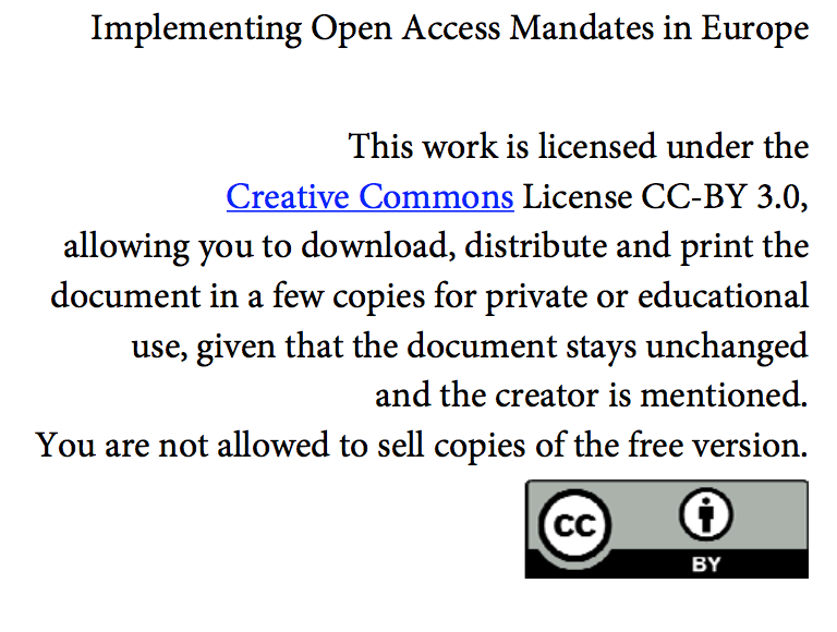 Do publishers ever bother to READ the CC license?? #OAWeek #grumpyEric http://t.co/V7i52HAqqK