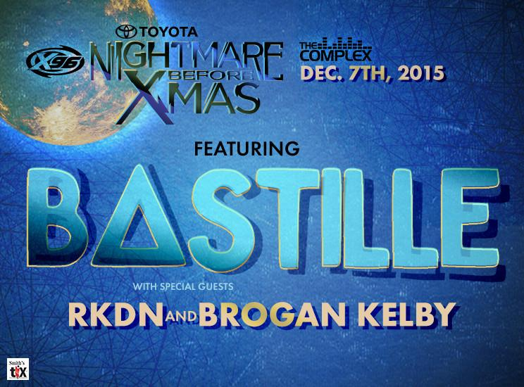 #BREAKING @bastilledan is playing the @X96 Toyota #NightmareBeforeXmas Details: http://t.co/0b878KKeqa http://t.co/CHyiUO8m12