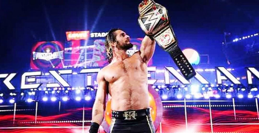 Don't miss- #WWE World Heavyweight Champion Seth Rollins (@WWERollins) on the #WWEHolidayTour in #Charlotte Dec 6th! http://t.co/szoAFvVv3R