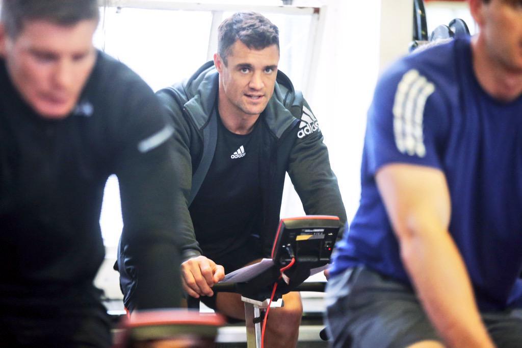 .@AllBlacks train at Cardiff University gym https://t.co/mn8iEqY9gS http://t.co/LU0Wn06LFP