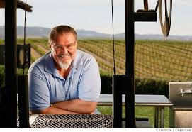 Pioneering Winemaker Gary @EberleBoar Answers Call to be Chief Judge of Winemaker Challenge. http://t.co/rehJudD7L6 http://t.co/ePi3CPrvk2