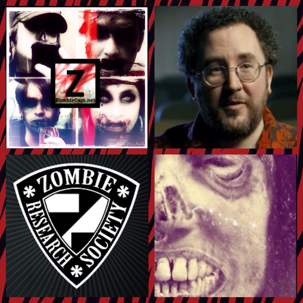 ZombieCast Live 8pm est w/ @doctorofthedead Zombie Expert  https://t.co/2F4d39Dwyg official @ZombieResearch radio https://t.co/DuFvw8WJWC