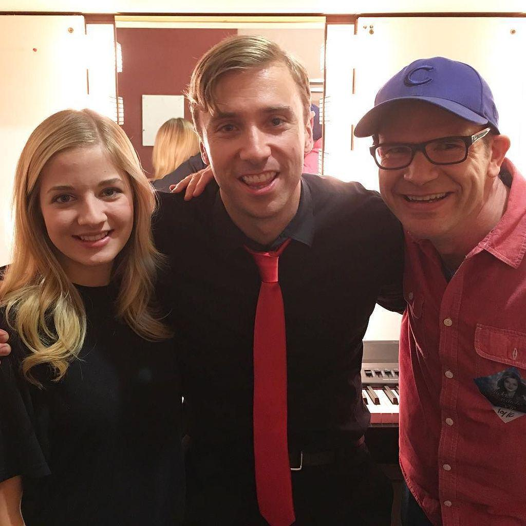 It was so fun to see my good friend Peter Hollens perform with Jackie Evancho in Portland … https://t.co/r7WZSN8PDB https://t.co/rbGhrQzvKc