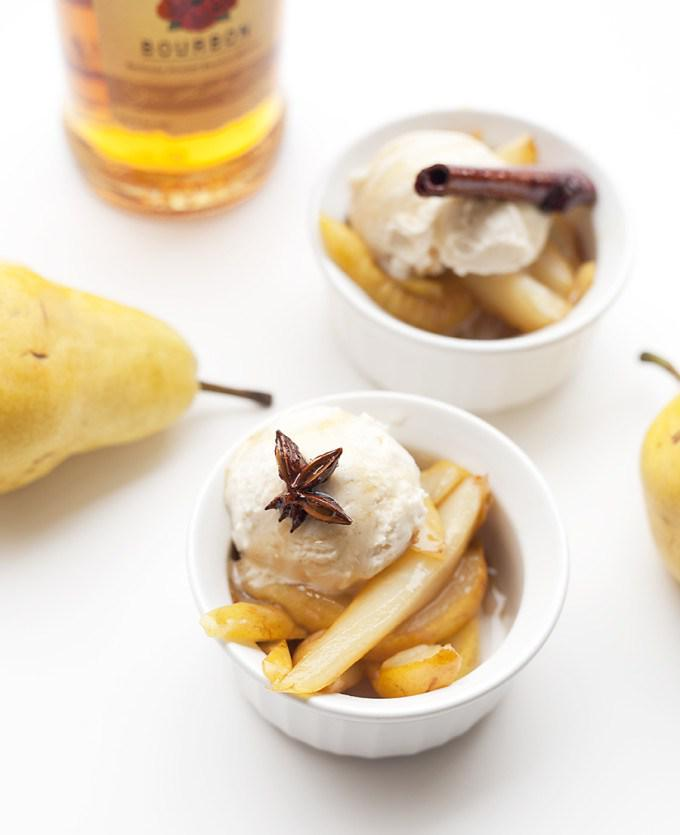 How to make: Bourbon poached pears https://t.co/8k104IDmqz https://t.co/mJLqVxx1D4