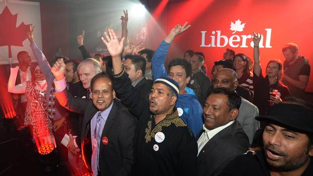 #BREAKING: Trudeau Liberals to form new majority government https://t.co/qQOt7uzyPU #elxn42 https://t.co/OpnqAixR8L