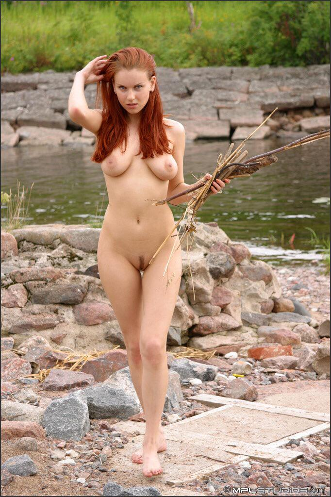 , in gratitude of your act of kindness, I have ordered you a delivery of firewood. #redheadsdoitbetter