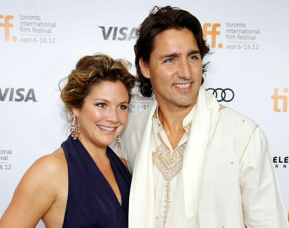 This is Canada's new first couple. Really.   Story: https://t.co/7CPdXALe8D https://t.co/5h8nlq9K5B
