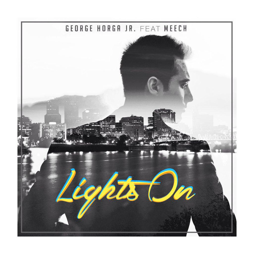 Dropping this week, @Georgehorgajr ft yours truly #LightsOn https://t.co/3UwmnLKIbB