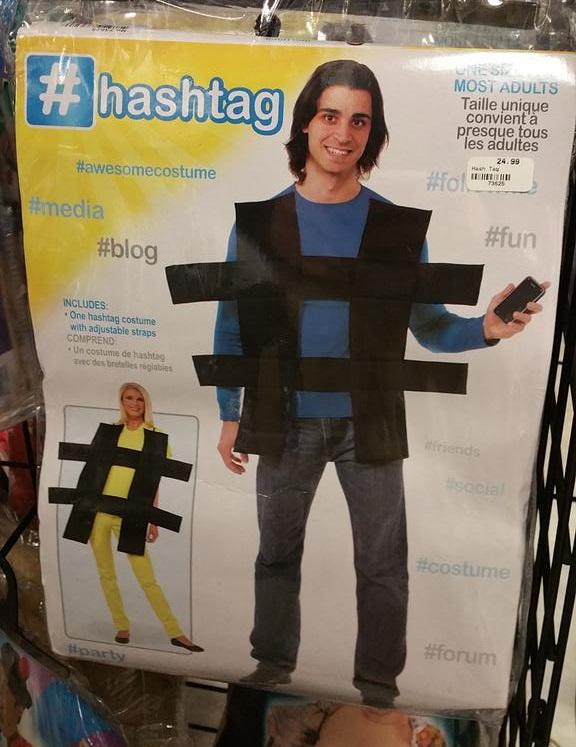 Halloween costumes have now officially jumped the shark. https://t.co/Lvrk1UmF8z